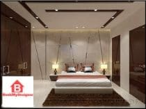 plaster of paris ceiling design